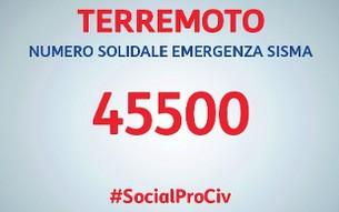 numero solidale terremoto centro italia
