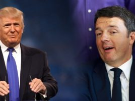 Renzi vs Trump
